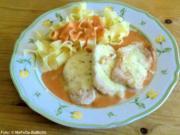 "Minuten-Schnitzel ""Toskana"" - Rezept"