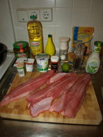 Niederländische Fischrouladen - Rezept - Bild Nr. 2