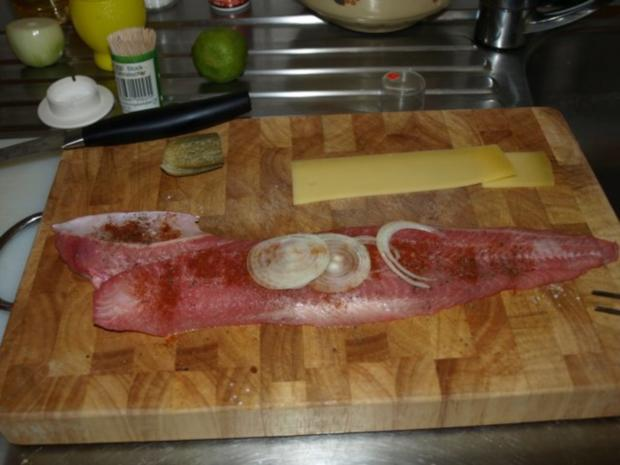 Niederländische Fischrouladen - Rezept - Bild Nr. 3