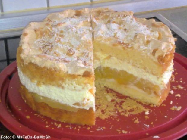 Apfel Baiser Torte Rezept Mit Bild Kochbar De