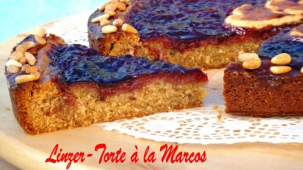 Linzertorte  Gusto Marcos - Rezept