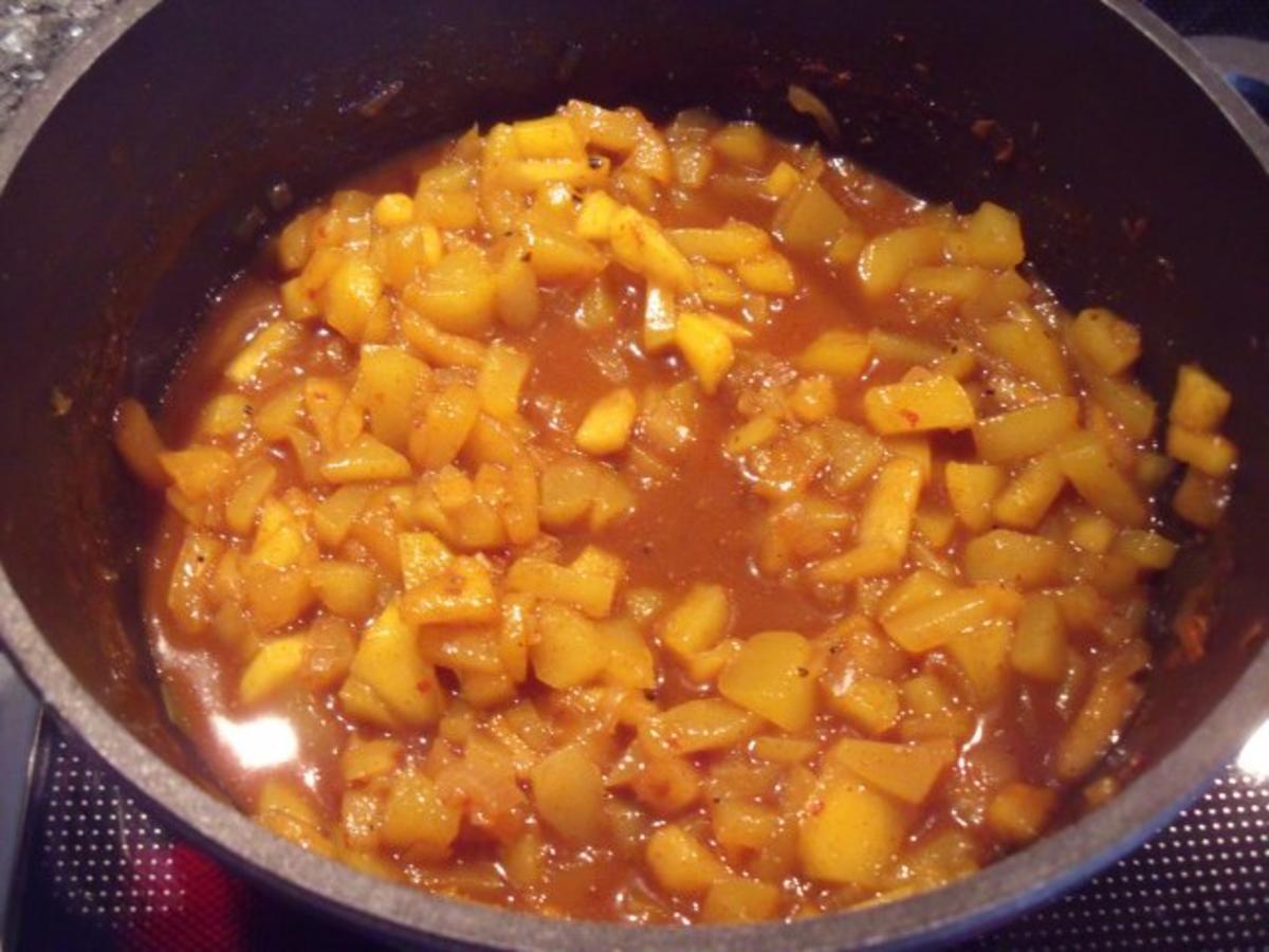 Mango-Chutney mit Apfel - Rezept Gesendet von Sri_Devi