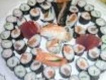 Sushi ganz leicht selbstgemacht!! - Rezept