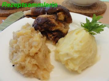 Gemüse:   ANANAS-SAUERKRAUT - Rezept