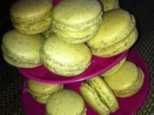 Matcha Macarons - Rezept