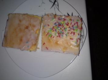 Miriam´s Brause Kuchen - Rezept