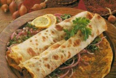 Türkische Pizza (Lahmacun) - Rezept - Bild Nr. 5