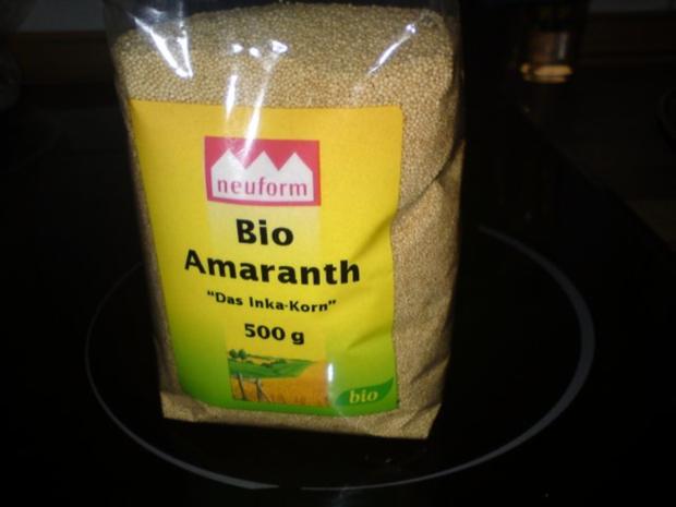 Amaranth - Rezept