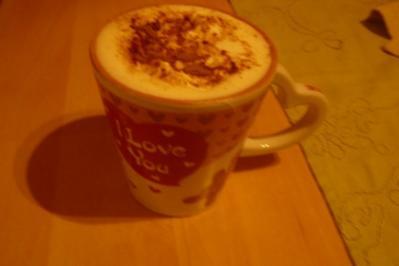 Heiße Schokolade alla Janine - Rezept