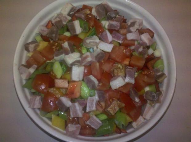 Gemüse: Schicht-Gemüse-Auflauf - Rezept - Bild Nr. 7