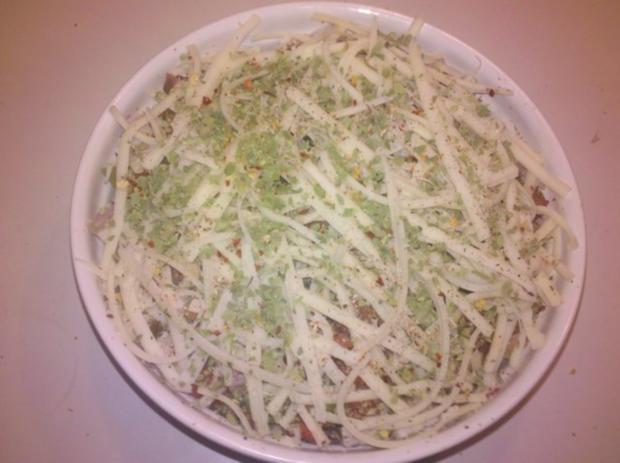 Gemüse: Schicht-Gemüse-Auflauf - Rezept - Bild Nr. 10