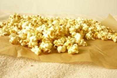 Rezept: Butter Popcorn