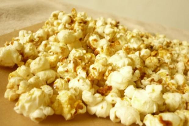 Butter Popcorn - Rezept - Bild Nr. 3