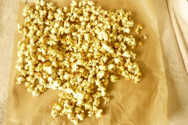Butter Popcorn - Rezept - Bild Nr. 5