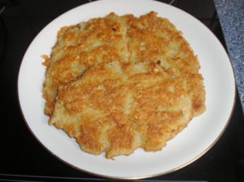 Rezept: Kartoffelpuffer