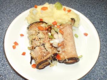 Fleischkäse - Röllchen - Rezept