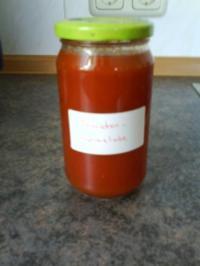 Tomatenmarmelade - Rezept