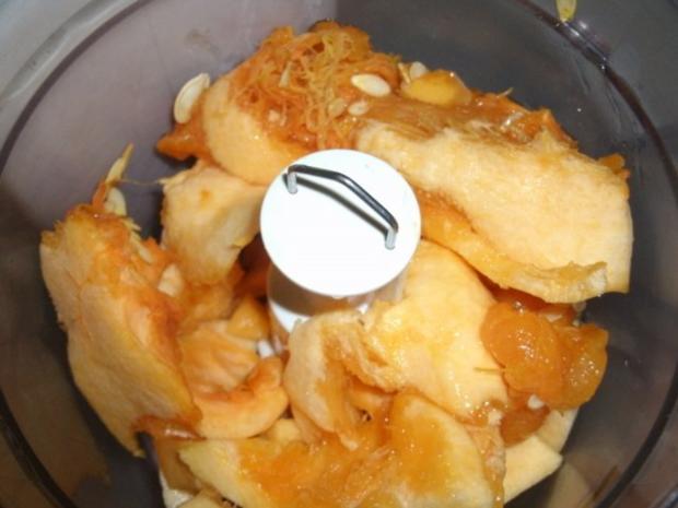 Süße weiche Kürbisbrötchen - Rezept - Bild Nr. 2