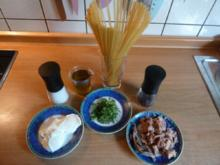 Linguine al Tonno - Rezept