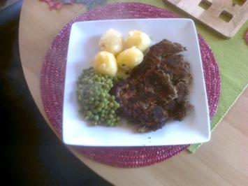 steirisches Kürbiskern Schnitzel - Rezept