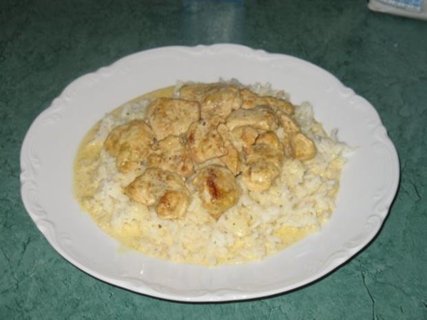 Fleisch/Geflügel – Hähnchenbrust in Chili-Currysahne - Rezept - Bild Nr. 7