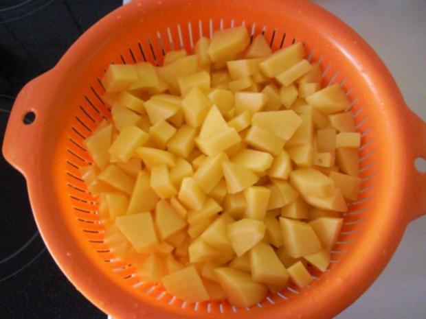 Karotten-Kartoffelgemüse mit Vleischbällchen - Rezept - Bild Nr. 4