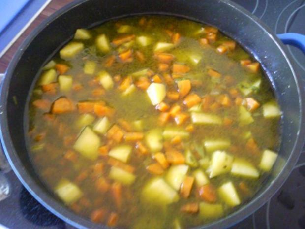 Karotten-Kartoffelgemüse mit Vleischbällchen - Rezept - Bild Nr. 5