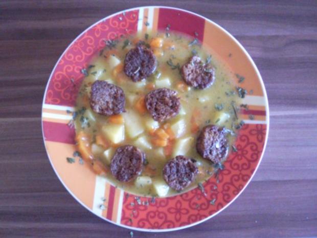 Karotten-Kartoffelgemüse mit Vleischbällchen - Rezept - Bild Nr. 8