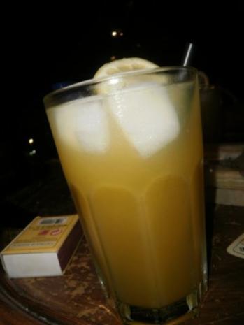 "Cocktail ""Maracuja Tonic"" - Rezept"