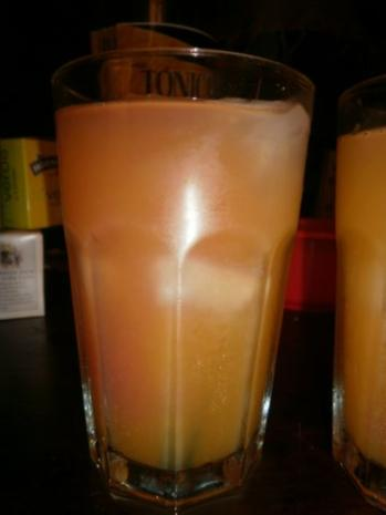"""Cocktail """"Maracuja Passion"""" - Rezept"""