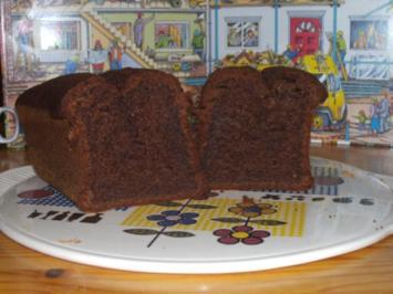 backen: Bananenkuchen mit Schokolade - Rezept