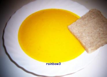 Kochen: Scharfe Kürbissuppe - Rezept