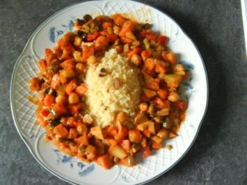 Rezept: Couscous (fein)