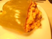 gefüllte Paprika mit Reis, Feta und Gemüse, Vegetarisch - Rezept