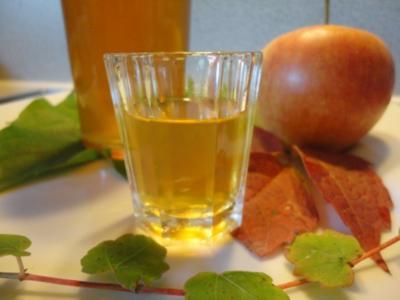 Liköre: Dunkler Apfelkorn - Rezept
