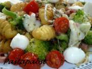 Gnocchi Tomate Mozzarella - Rezept