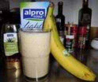 Rezept: Bananen - Kakao - Shake