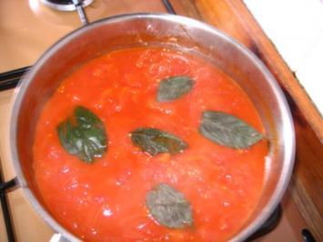 monni`s ital. Tomatensosse - Rezept