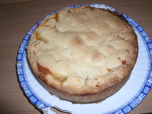Gedeckter Apfelkuchen mit Amaranth - Rezept - Bild Nr. 7