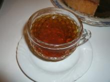 Frischer Pfefferminztee - Rezept