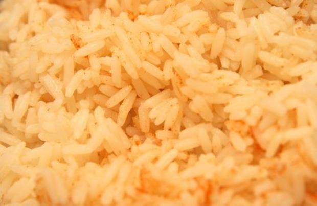 Reis-Mais-Mix-fix-Salat mit Paprika und Schinken ..und so - Rezept - Bild Nr. 4