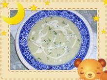 Kressesuppe - Rezept