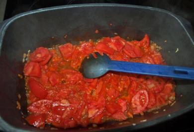 Putenschnitzel Napoli - Rezept