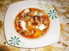 Chili-Puten-Eintopf - Rezept