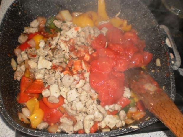 Chili-Puten-Eintopf - Rezept - Bild Nr. 11