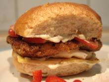 Burger: Hamburger mal anderes - Rezept