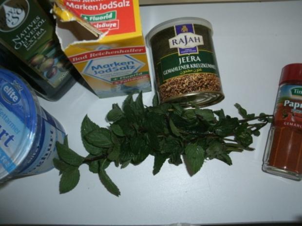 Türkische Joghurtsoße - Rezept - Bild Nr. 2