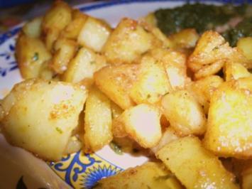 Röstkartoffeln - Rezept
