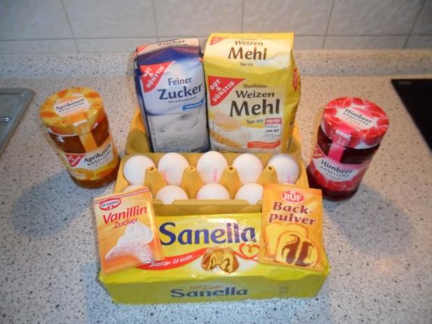 Mailänder (Kuchen) - Rezept - Bild Nr. 3