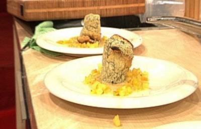 Mohnkuchen mit Kokos à la Henssler - Rezept